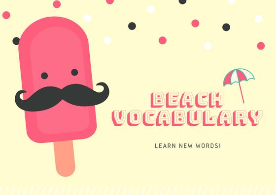 beachvocabulary