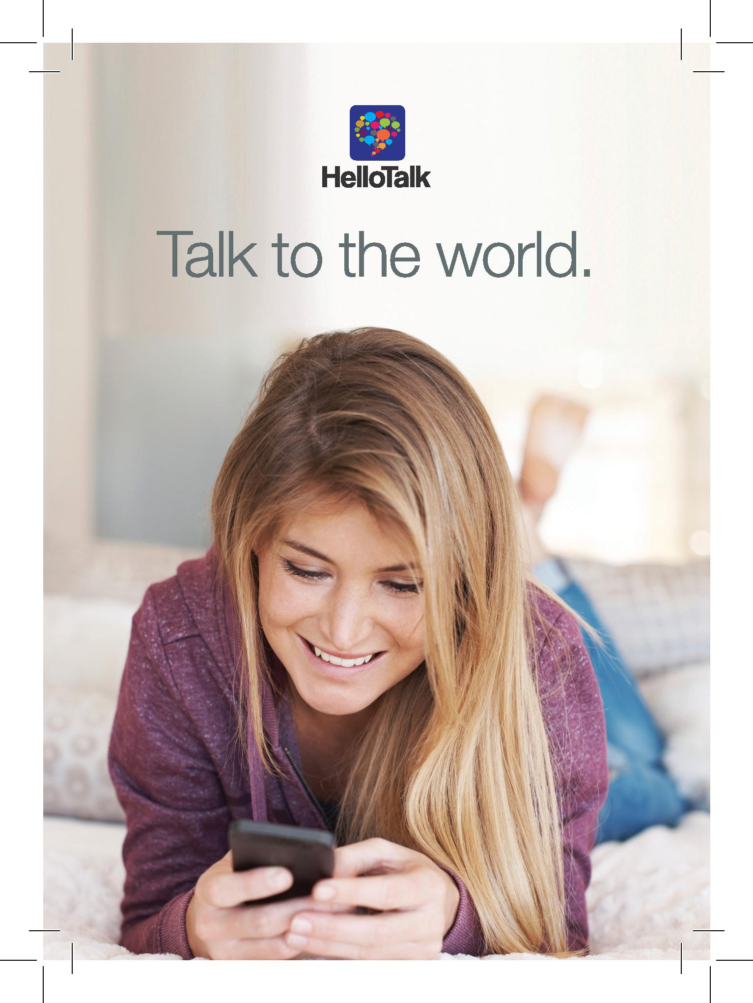 HelloTalk: App review