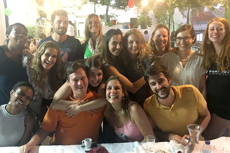 Portuguese Summer Course Lisbon - Farewell Party